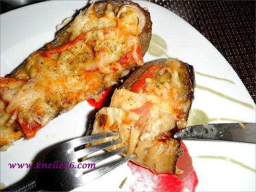 aubergine pizza 4
