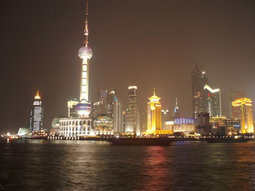 800px-Shanghai Pudong by night
