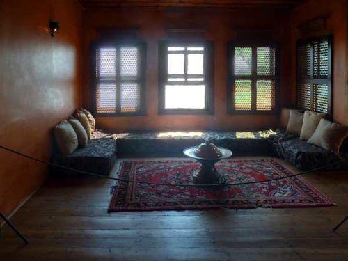 841f4a Kavala, chez Mehmet Ali, appartement des hommes