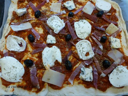 pizza 4 fromages (2)