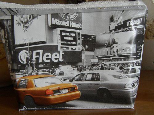Pochette NY Juillet 10