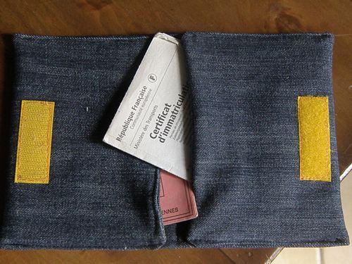 pochette jean's