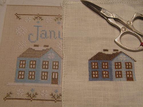 cottage de Janvier 2012