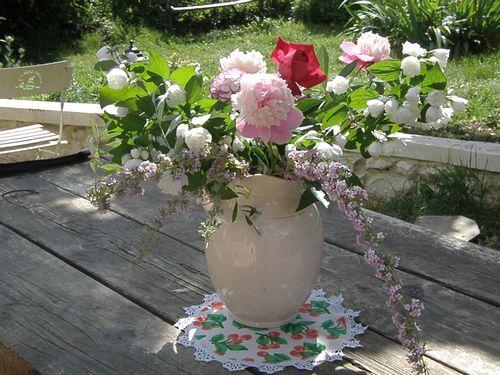 fleurs du jardin Mai 2011
