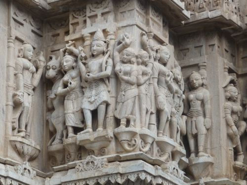 Sculpture Jagdish temple