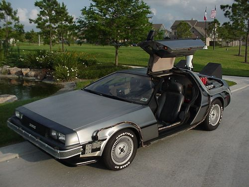 DeLorean BTTF 22