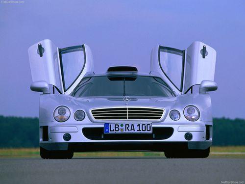 Mercedes-Benz-CLK GTR 1999 1024x768 wallpaper 06