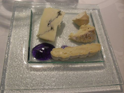 fromage les iris