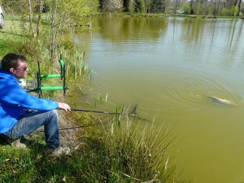 sortie Fishing Box sensationavril 2013