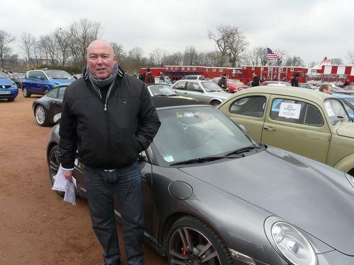 2010 Mars Porsche - Thierry