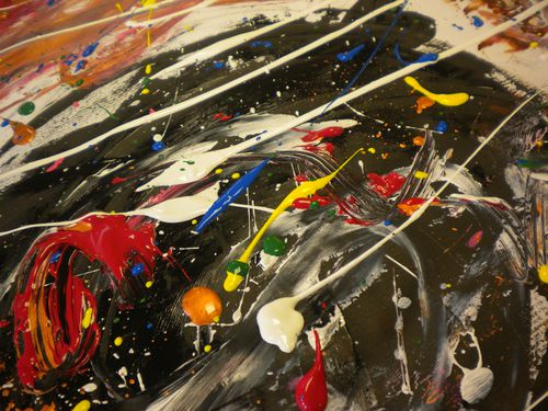 Action painting 6
