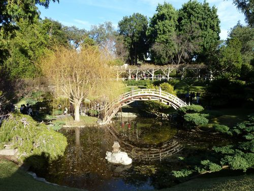 Huntington Library & Gardens, CA - 193
