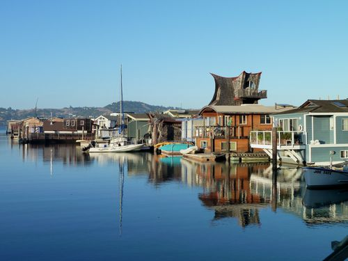 Sausalito houseboat Community - 9-copie-1