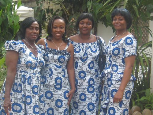 Tenues-Africaine 2135