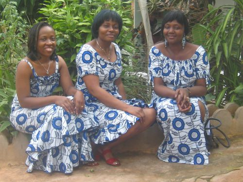 Tenues-Africaine 2138