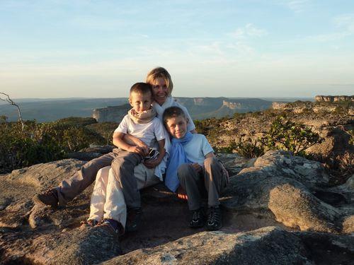 4 Chpda Diamtna - famille au Pai Inacio 1