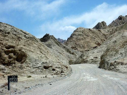 3 Cafayate - route vers Cachi 04