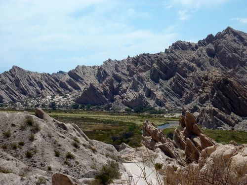3 Cafayate - route vers Cachi 08