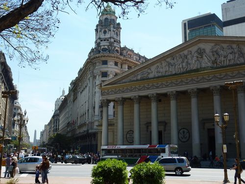 8 Buenos Aires - Plaza Mayo 3