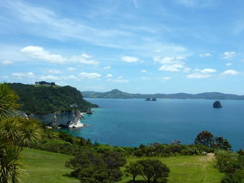 01 Coromandel - Cathedral Cove 01