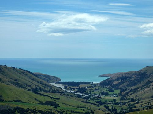 10 Banks peninsula - Okains Bay 01