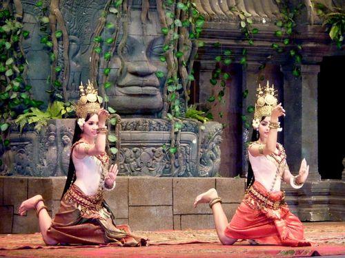 02 Siem Reap - Danses 25
