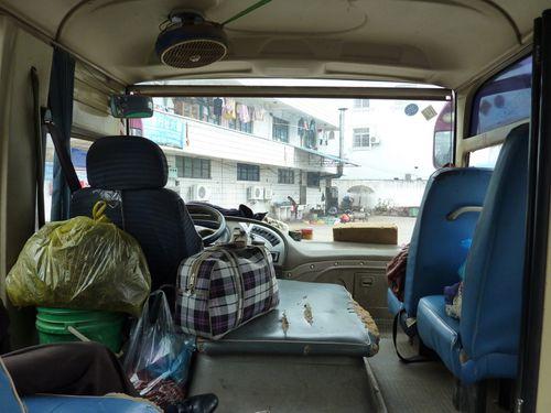 01 Hekou - Bus pour Gejiu 03