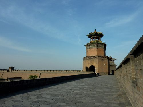 07 Pingyao - Remparts 09