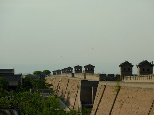 07 Pingyao - Remparts 11