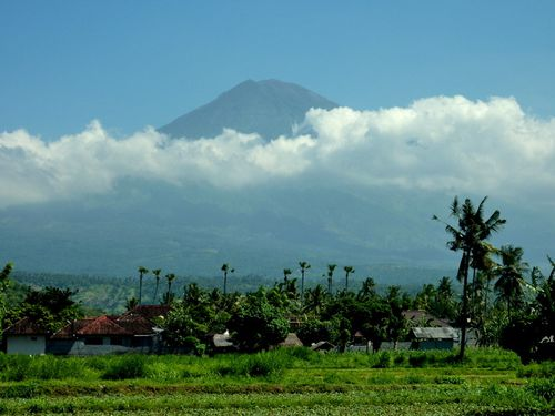04 Bali - Amed Volcan Agung 01