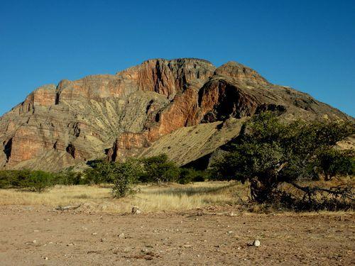 03 Kaokoveld - route vers Sesfontein 06