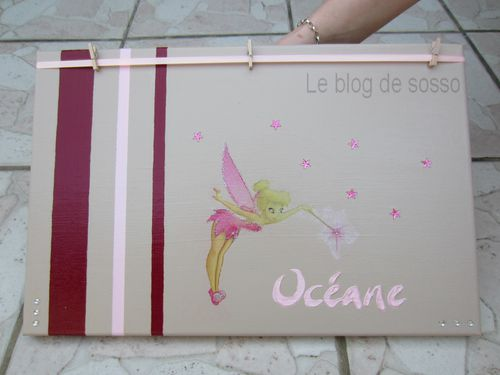 Home d co p le m le f e clochette le blog de sosso - Chambre bebe fee clochette ...