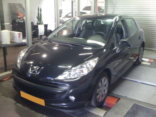 peugeot 207 1 4 hdi 70cv team auto tune heinz. Black Bedroom Furniture Sets. Home Design Ideas