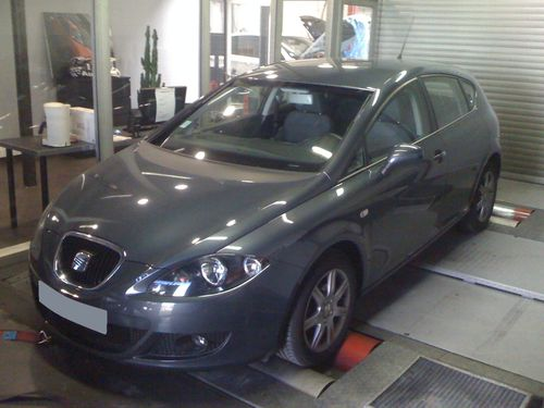 seat leon 1 9 tdi 105 cv team auto tune heinz. Black Bedroom Furniture Sets. Home Design Ideas