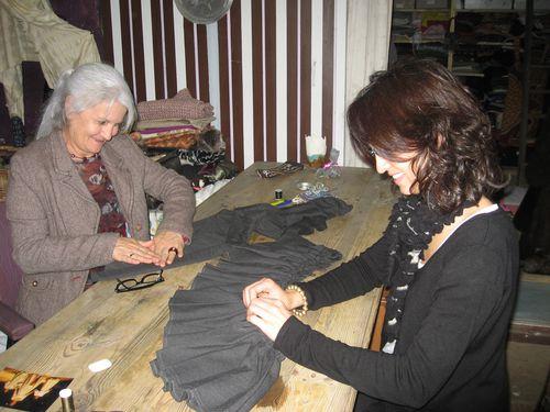 Association C'est Moi qui l'ai fait 7 Atelier Couture