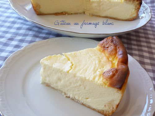 Gâteau fromage blanc7