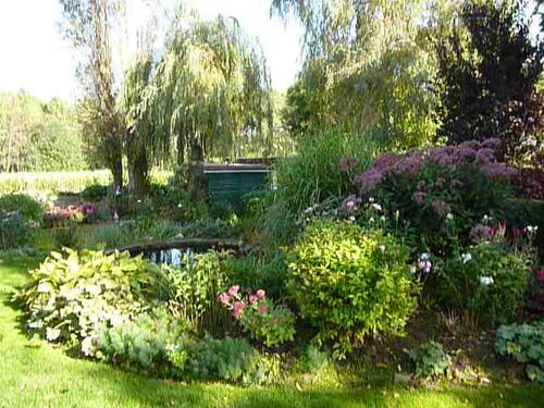 Jardin anglais le blog d 39 emmanuelle for Photo de jardin anglais