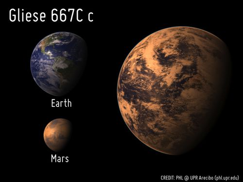 RTEmagicC Gliese 667Cc Planetary Habitability Laboratory UP