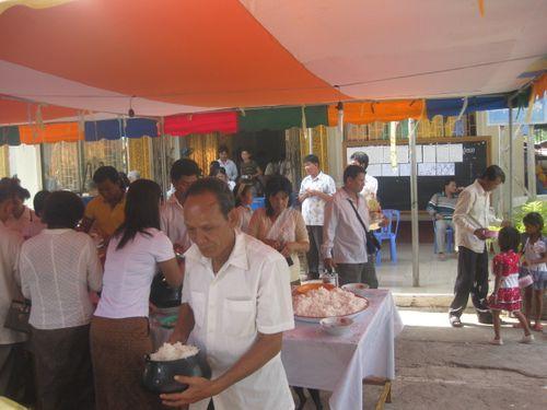 Nouvel an Khmer 2012