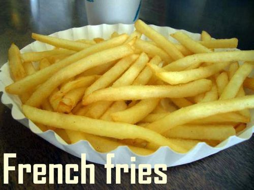 french fries1