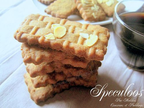 speculoos faits maison