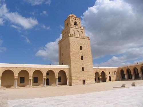 20070508 Kairouan Grande Mosquee 03