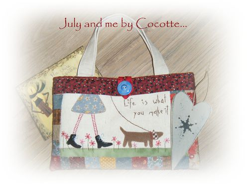 July and me by Cocotte...