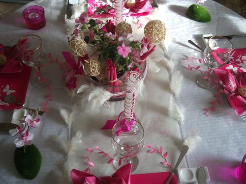 Table rose impatiens 014