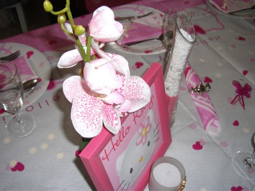 table Hello Kitty 025