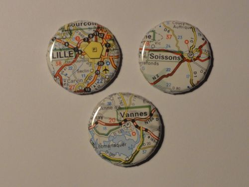 Des badges maison tara scrap et autres bricoles for Badge fait maison