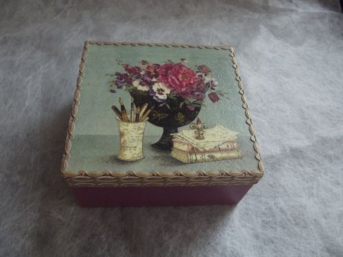 boite bouquet