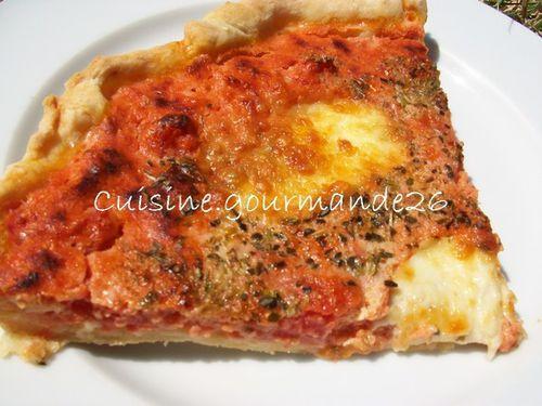 tarte tomate part