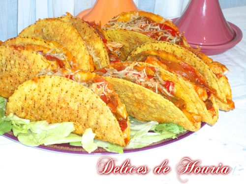 Frico Tacos With Mache Recipes — Dishmaps