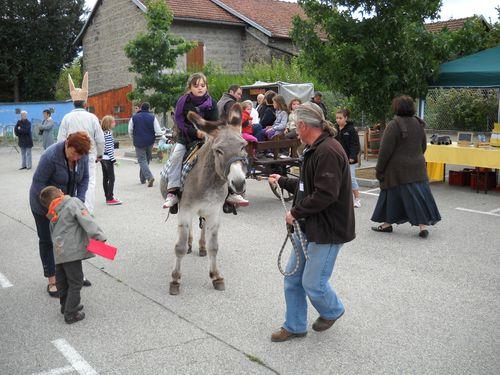 fête de l'âne 2010